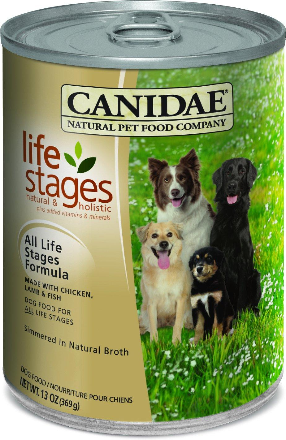 Elevate Canned Dog Food